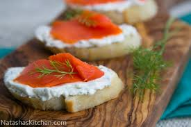 m fr canapes smoked salmon tea sandwiches canapés