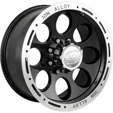 100 17 Truck Wheels ION Alloy Wheel Inch Diameter New F150 Ford 4