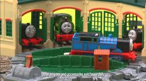 Thomas Tidmouth Sheds Toys R Us by Trackmaster Tidmouth Sheds Advert Hd Youtube