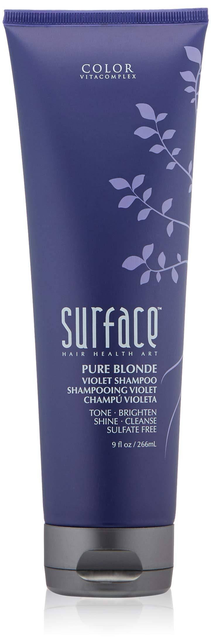 Surface Pure Blonde Violet Shampoo - 270ml