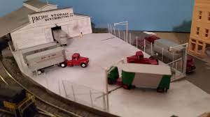 Finishing The Freight Yard Trucks | Northernpacificproject
