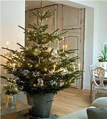 Christmas Tree Idea For Rustic Decorations