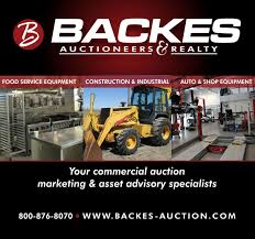 100 Commercial Truck Auctions Backes Auctioneers Powered By Proxibid