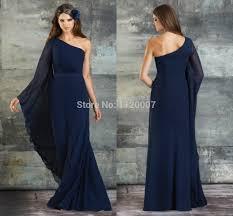 one shoulder long sleeve dress plus size modest bridesmaid
