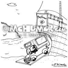 Recreational Vehicle RV Cartoons Page 1
