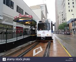 DENVER COLORADO JULY 7 RTD The Ride H Line light rail