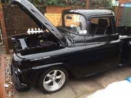 For Sale 1959 Chevy 3100 Apache Stepside - £14k 1947 Chevrolet 3100 Pickup Truck Ute Lowrider Bomb Cruiser Rat Rod Ebay Find A Clean Kustom Red 52 Chevy Series 1955 Big Vintage Searcy Ar 1950 Chevrolet 5 Window Pickup Rahotrod Nr Classic Gmc Trucks Of The 40s 1953 For Sale 611 Mcg V8 Patina Faux Custom In Qld Pictures Of Old Chevy Trucks Com For Sale