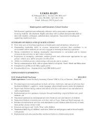 Experience Resume Template A Sample Of For Job