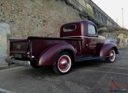 Chevy GMC PickupTruck American Classic Vintage HOt Rod Ratlook Style ...