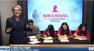 St Jude Dream Home Win a house & groceries for a year