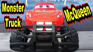 100 Youtube Monster Truck The Worlds Launch Of Lightning McQueen With Off Road