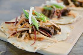 Korean Tacos | Soph N' Stuff This Koremexican Fusion Style Meal Is Inspired From The Food Mexico Blvd Offers Gourmet Mexican Food From A Truck Dailyfoodtoeat Cinco De Mayo At La Loma Taco In Akron Eats Header Korean Taco Wikipedia Tacos On The Sound Fairfield County Foodie Home Pizza Hot Korea Goes Coinent Hopping With Their Pork New Years Tamales Of Daeji Bulgogi With Anchochipotle Sauce Recipes Bbq Chicken Coleslaw And I Love Street Trucks Yesterday Had Tacos Truck Opens Tea Area Siouxfallsbusiness