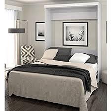 Amazon Bestar Versatile 115 Queen Wall Bed with 2 Piece