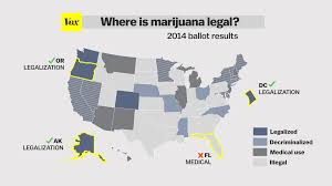 states pot is marijuana legalization sweeps the 2014 midterm elections vox
