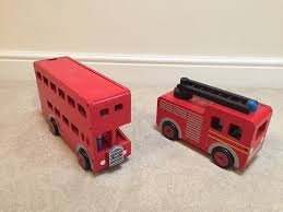 Habitat Wooden Toy Bus And Fire Engine | In Bromley, London | Gumtree Ice Cream Truck Pwick Sprout Product Catalog Green Toys Little Transformer Toy Pink Fire Plastic Etsy Pull Back Pretend Play Water Tanker Model Kids Engine Vintage Games Others On Carousell Brown Brewery Twitter Tomorrow Is Our End Of Summer Bash Classic Modern Rideon Pedal Cars Planes Matchbox Ebay And Trucks Bajo Nature Baby 8027 27mhz Rc 158 Mini Rescue Remote Control Car Instep