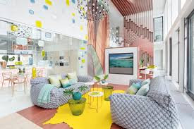 Home Tour: A Pastel House That Brings Tropical Style To The ... 112 Scale Foldable Wooden Deckchair Lounge Beach Chair For Villa Shanti Jivana Villas Natai Phuket 12 Creative And Affordable Diy Wedding Photo Booth Ideas Childrens Wooden Stool 58 Photos A Transforming Table 41 Extendable Ding Tables To Maximize Your Space He1031promotional Folding Deck Chairwood Buy Wood After Seeing The Filson Chelan Folding Chair I Membered