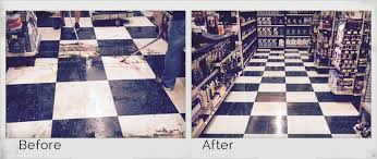 vct wax coating scrubbing tcs floor care experts