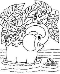 Free Colouring Pages Of Animals 18 Coloring