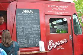 Food Truck | Eugene's Hot Chicken How To Start A Food Truck Business Trucks Truck Review The New Chuck Wagon Fresh Fixins At Fort 19 Essential In Austin Bleu Garten Roxys Grilled Cheese Brick And Mortar Au Naturel Juice Smoothie Bar Menu Urbanspoonzomato Qa Chebogz Seattlefoodtruckcom To Write A Plan Top 30 Free Restaurant Psd Templates 2018 Colorlib Coits Home Oklahoma City Prices C3 Cafe Dream Our Carytown Burgers Fries Richmond Va