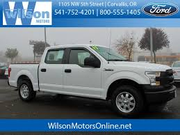 100 Short Bed Truck Used 2017 Ford F150 In Corvallis OR VIN1FTEW1C89HFA87059