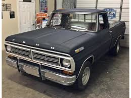 1972 Ford F100 For Sale | ClassicCars.com | CC-920645 Two Tone 1972 Ford F100 Sport Custom Pickup Truck For Sale Ranger 68013 Mcg F600 Salvage Truck For Sale Hudson Co 253 Awesome F250 360 V8 Restored Classic Pickup 1970 Napco 4x4 Tow Ready Camper Special Price Drop Xlt Short Box F 100 Volo Auto Museum Autolirate 1975 150 1959 Cadillac Coupe De Ville Fseries Wikiwand Stock 6448 Near Sarasota