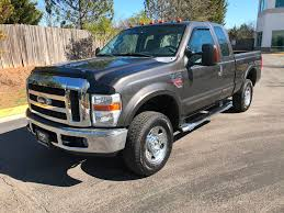 2008 Used Ford Super Duty F-250 SRW 4WD SuperCab 142