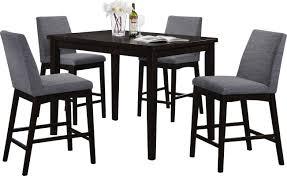 latitude run trotwood 5 piece counter height dining set reviews