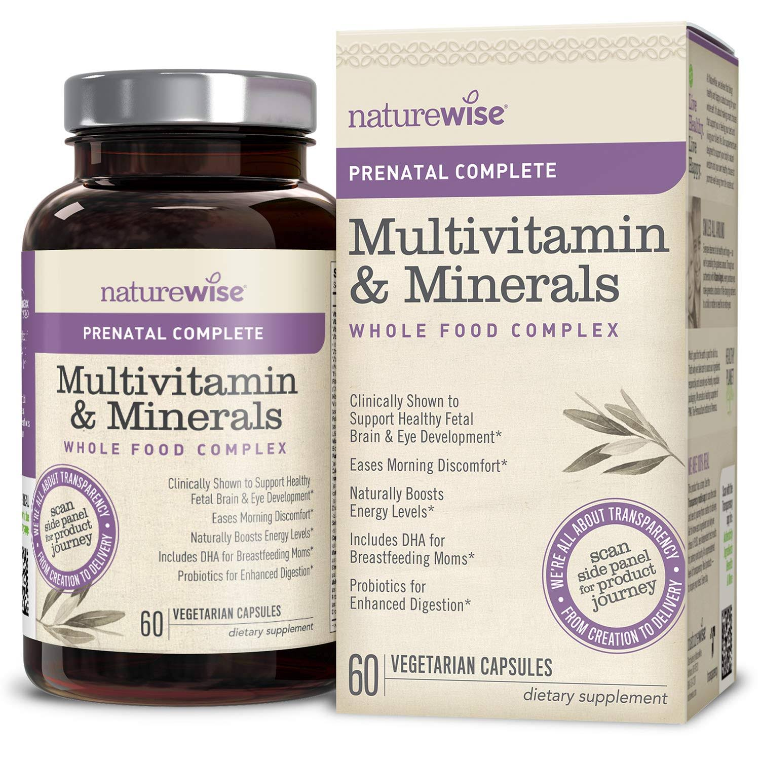 Naturewise Women's Prenatal Multivitamin