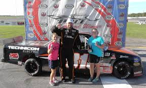 100 Arca Truck Series ARCA Racing A Year Of Firsts Shawn Szep Wins First Rocco