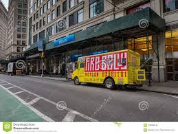 Korean Food Truck - New York City Editorial Stock Image - Image Of ...