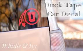 100 Duck Decals For Trucks Tape Car Decal Whistle And Ivy
