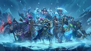 frozen throne overload control giant shaman hearthstone decks