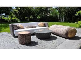 canapé de jardin design jardin salon de jardin design awesome jardin contemporain design