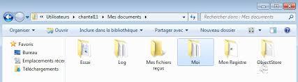 organisateur de bureau windows 7 classer fichiers et dossiers librement sous windows 7 windows 10