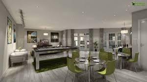 100 Pictures Of Interior Design Of Houses Club House Rendering UK ARCHstudentcom