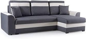 mb moebel kleines ecksofa sofa eckcouch mit schlaffunktion