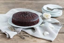 saftiger schokoladenkuchen mit buttermilch