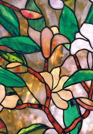 Artscape Decorative Window Film by Amazon Com Artscape Magnolia Window Film 24
