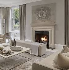 All Taupe Living Room In Different Shades Has A Cool Soothing Effect