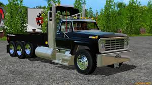 Ford Semi Truck V1.0 For FS 2015 » Download Simulator Mods | ETS2 ... 1998 Ford At9513 Semi Truck For Sale Sold At Auction April 21 Truck Defender Bumpers Cs Diesel Beardsley Mn Old Semi Trucks Rc Adventures Aeromax 114th 6x4 Hauling Excavator L Series Wikipedia 1993 Ltl9000 Tri Axle May C 1959 F 800 Super Duty Us Classic Autos Pinterest 1995 Aeromax L9000 Item H5272 Sold Sept 2013 Cargo 2842 Tractor G Wallpaper 2048x1536 133207 F150 The Most Fuelefficient Fullsize Truckbut Not For Long Skin V20 Curtain Semitrailer Euro Simulator 2