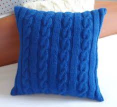Decorative Couch Pillow Covers by French Vanilla Cable Knit Pillow Cover Ivory Cotton Hand Knit