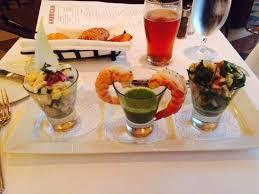 bar americain cuisine shellfish cocktail tasting picture of bar americain york