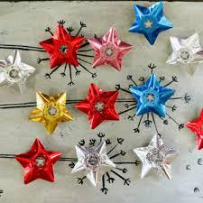 Christmas Light Reflectors Tin Covers Bulb Refle