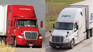 Knight-Swift Profits Fall Sharply On Merger-Related Costs ... Sage Truck Driving Schools Professional And 3 Reasons To Buy Swift Transport Trucks From Ritchie Bros Youtube Knight Transportation Announce Mger School Crst Reviews Trucks Awesome Unique Trucking Mini 218 Complaints Pissed Consumer Gezginturknet Ats Famous 2018 America Commercial In Orange A Veterans Review Of Tmc Were Almost As Good Bacon Top 5 Largest Companies The Us Student Cdl Drivers Vs Experienced Trainers