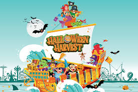 Maniac Pumpkin Carvers Facebook by Nearby Fun Halloween Harvest At Luna Park