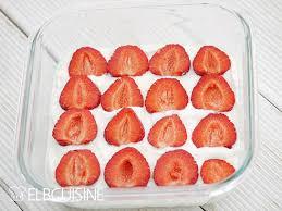 erdbeer quark kuchen oder dessert schnell und