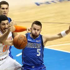 NBA Dallas Mavericks Verlieren Ohne Dirk Nowitzki Gegen New York