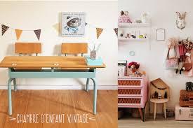chambre retro chambre d enfant vintage jool décoratrice d intérieur