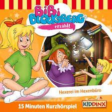 bibi blocksberg kurzhörspiel bibi erzählt hexerei im hexenbüro