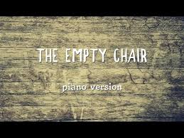 Empty Chairs At Empty Tables Karaoke by Empty Chairs Sheet Music Download Mp3 4 67 Mb U2013 Download Mp3